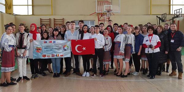 Fen Lisesi'nin Erasmus ekibi döndü