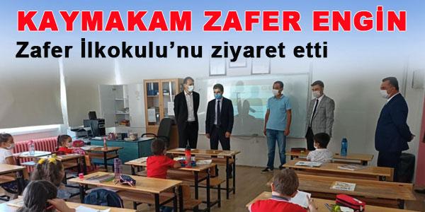 Öğrenci ve Öğretmenlerle biraraya geldi