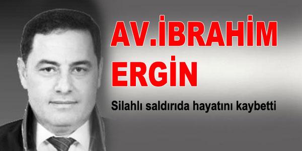 Aksaray'da bir avukat vurularak öldürüldü