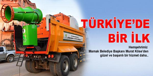 Hemşehrimiz Murat Köse'den güzel bir hizmet