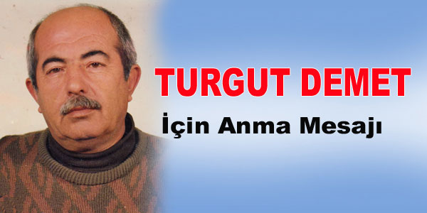 Anma - Turgut Demet