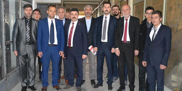 Bağımsız Türkiye Partisi seçim çalışması yaptı