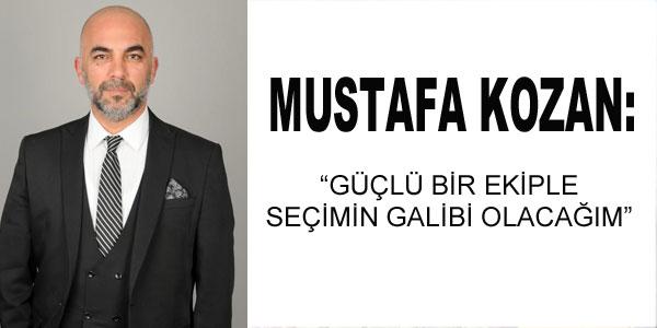 Mustafa Kozan'ın açıklaması