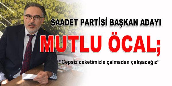 Saadet Partisi Başkan adayını açıkladı