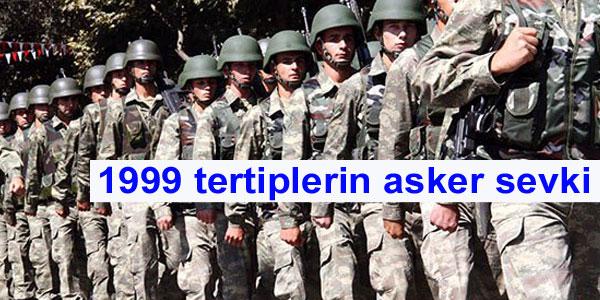 1999 doğumlular askere gidecek