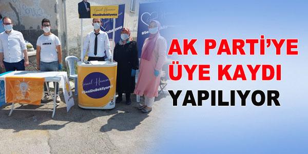 Ankara genelinde kayıtlar devam ediyor