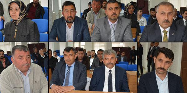 Komisyon üyeleri belirlendi
