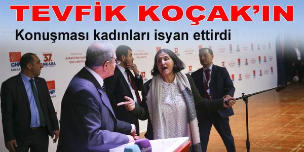 CHP İl kongresinde gerilim yaşandı