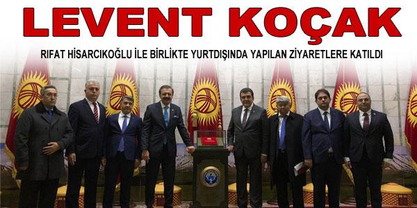 Kırgızistan ve İran gezisi