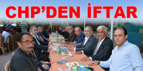 Yeni Yönetim partililerle biraraya geldi