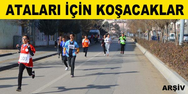 27 Aralık Atatürk Koşusu yapılacak