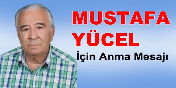 Başsağlığı - Mustafa Yücel
