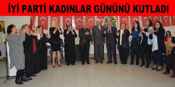 Düzenlenen programa Ercan Alıcıoğlu da katıldı