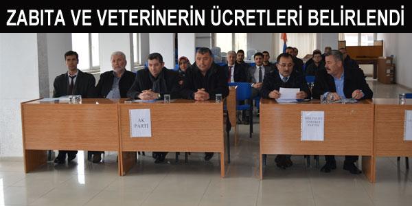 2019'un ilk meclis toplantısı yapıldı