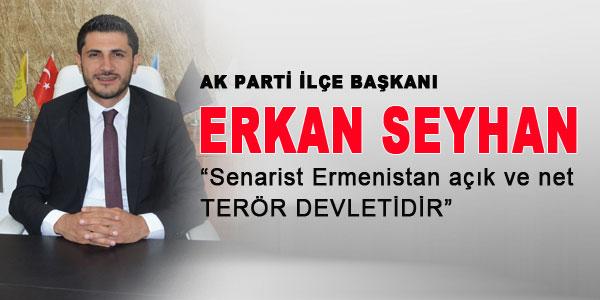Seyhan'dan Azerbaycan'a destek açıklaması