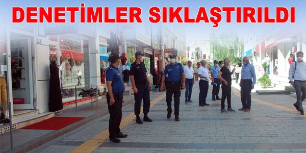 Vali Şahin de Ankara'da denetim yaptı