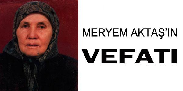 Anma - Meryem Aktaş