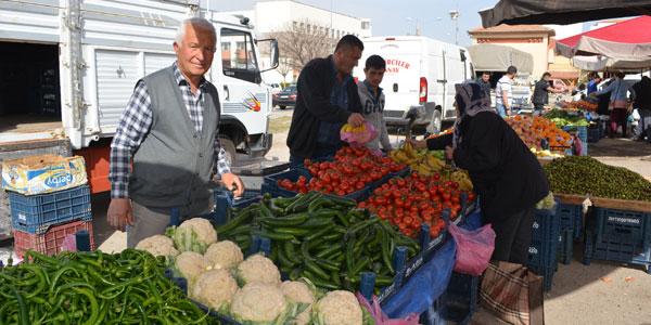 Pazarda en pahalı sebze biber