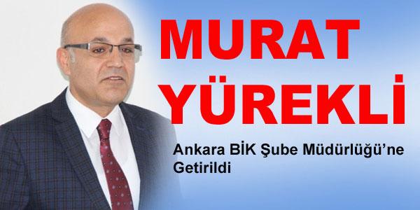 Yezdan Uğurlu Erzurum'a tayin edildi