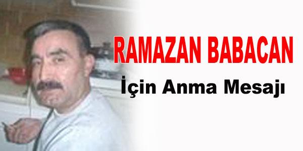 ANMA - Ramazan Babacan