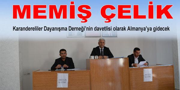 Aralık Ayı Meclis toplantısı yapıldı