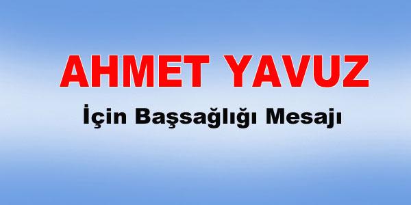 Başsağlığı - Ahmet Yavuz